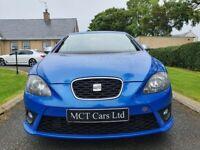 Mar 2011 Seat Leon 2.0 TDI CR FR 5dr 170BHP! FULL SERVICE HISTORY, NEW TIMING-BELT & WATERPUMP
