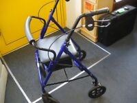 4-WHEEL WALK ASSIST at Haven Housing Trust's charity shop