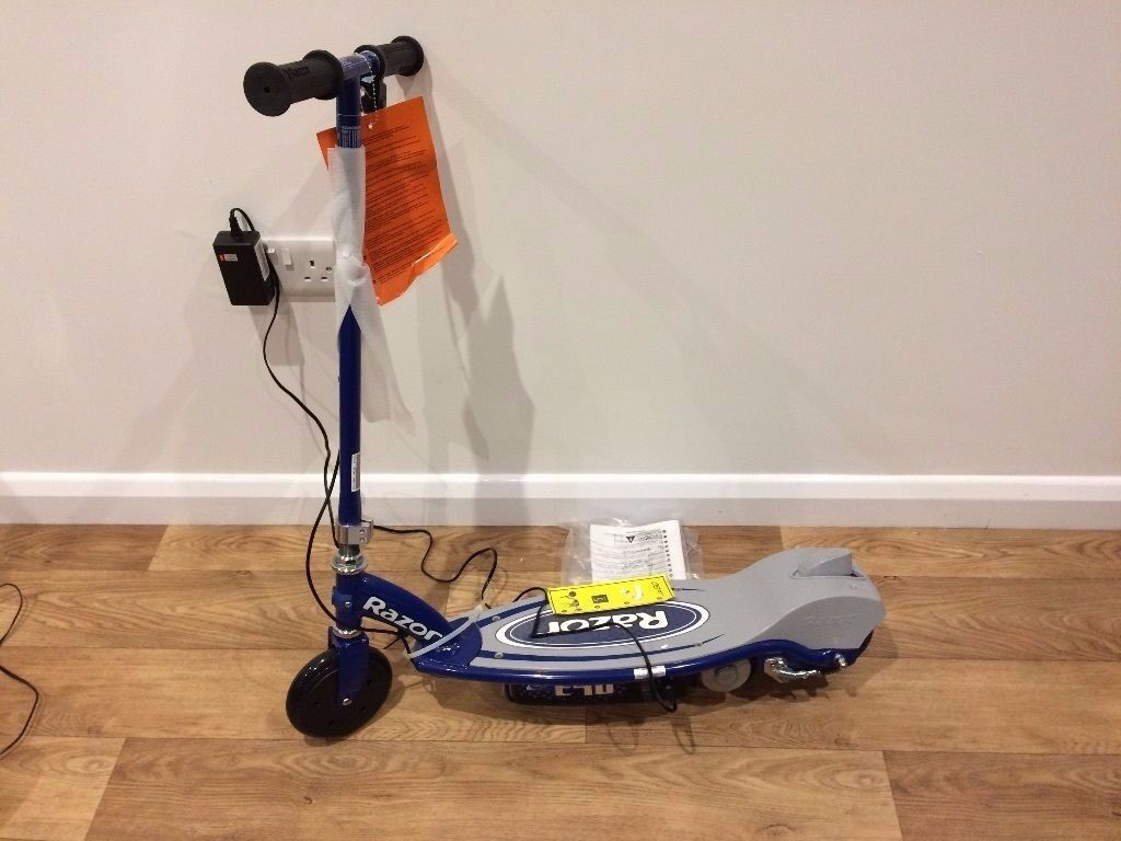 Electric Scooter With Seat >> Razor E90 electric scooter - Charging Fault | in Tiverton, Devon | Gumtree