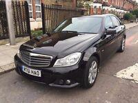 Mercedes C220 CDI 2012 AUTOMATIC DIESEL * £10,800 ONO*