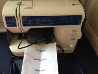 Toyota RS 2000 series sewing machine