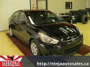 2015 Hyundai Accent GLS Heated Seats Bluetooth