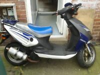 Generic xpr 50cc