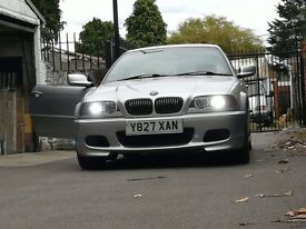 BMW 325 CI MSport 192HP