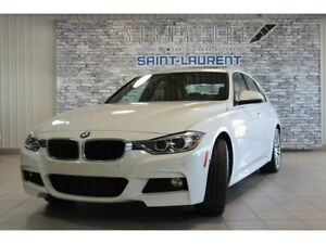 2015 BMW 335i XDRIVE*INT ROUGE MPACK*TURBO*