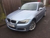 Facelift 2008 58 BMW 320d SE Automatic Heated Leather Seats Parking Sensors Diesel ( not M Sport )