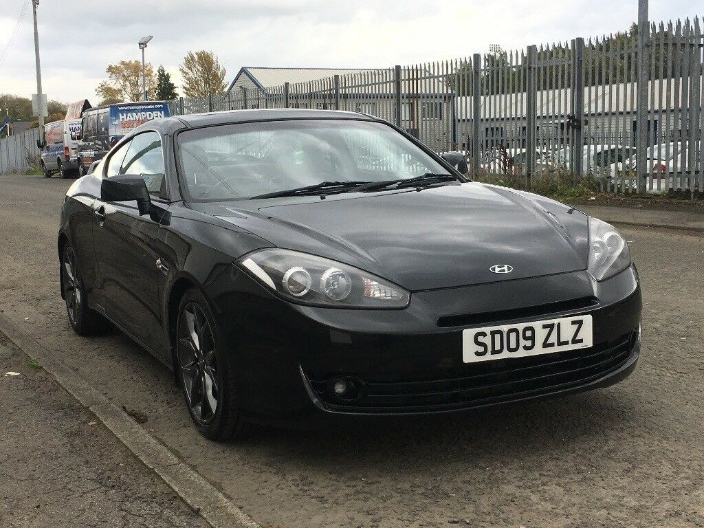 Hyundai Coupe Tsiii 3dr Limited Edition For Sale In