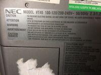 NEC VT45 projector