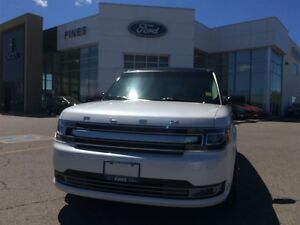 2015 Ford Flex limited..roof...navigation..blis...