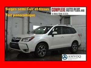 2014 Subaru Forester 2.0XT Touring XT Turbo *Toit panoramique