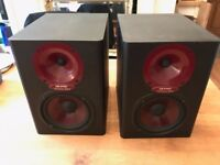 Soundcraft Spirit Absolute Zero Loudspeakers - Good condition - 8 ohms - 95 watts