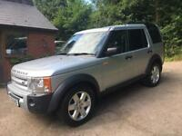 Land Rover Discovery 3 TDV6 HSE 2008 Low Mileage