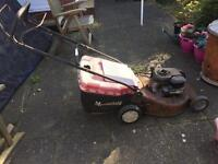 Mountfield Self Propelled Petrol Lawn Mower - Spares Repairs