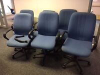5 x Office Chairs