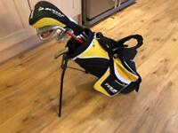 Dunlop junior tour golf set