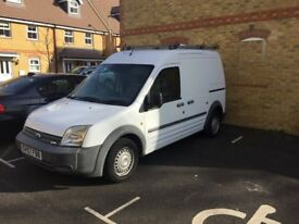 Ford Transit 2007 T230 connect. Amazing work horse!