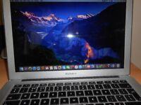 "Apple 13"" MacBook Air 128gb 4gb ram Excellent condition"