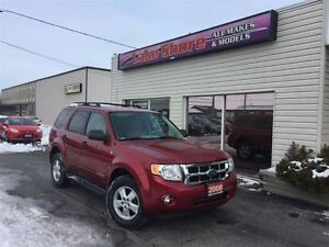 2008 Ford Escape XLT LOCAL TRADE KEYLESS ENTRY
