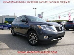 2014 Nissan Pathfinder S AWD 7 PASSAGERS*PUSHSTART*