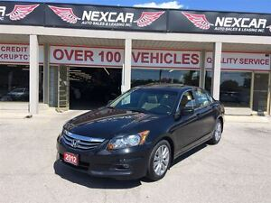 2012 Honda Accord EX-L AUT0 NAVI LEATHER SUNROOF 56K