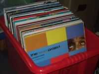 """115 x 12"""" Old Skool House / Dance Vinyl Records Collection 1988 - 94"""