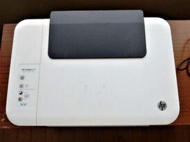 FREE - printer / scanner HP Deskjet 1512 - spares or repairs
