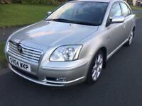 Toyota Avensis T4 2004(04) 2.0 D-4D 5dr HPI CLEAR Full Main Dealer History 1 OWNER FROM NEW