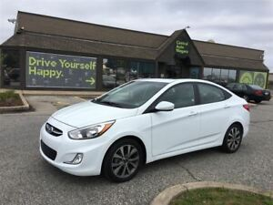 2017 Hyundai Accent GL / SUNROOF / ALLOY RIMS / BLUETOOTH