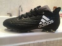 Adidas 'X' FG football boots 16.2 in size 9.