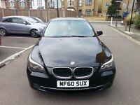 BMW 520d 60reg LCI face lift HPI clear full service history
