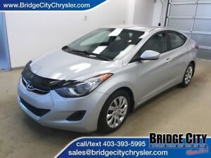 2013 Hyundai Elantra Nicely Equipped