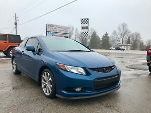 2012 Honda Civic SI - NO ACCIDENTS