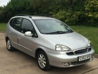 DAEWOO TACUMA 2003 STARTS AND DRIVES MINT