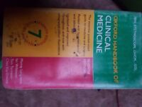 Medical and law books - new and lightly used