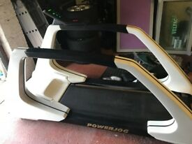 PowerJog G100 professional treadmill for sale – Originally cost £3995 sell for just £195 ono !