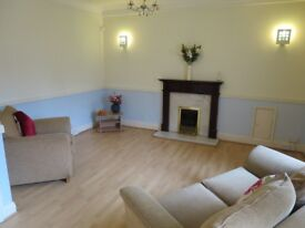 Immaculate Quiet 2-Bed Upper Furnished Flat close to MetroCentre