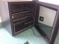 wine beer or drinks cooler fridge in excellent condition can deliver