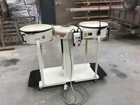 Axminster Plus Twin Bag Dust Extractor