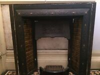 Edwardian Fireplace and Hearth