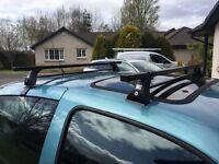 Renault Clio roof bar