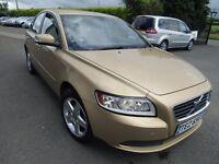 2008 Volvo S40 1.6 S £3250