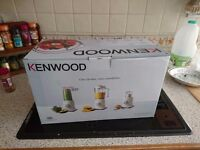 Kenwwod food blender, boxed, new never used