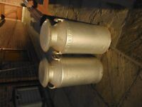 Traditional Milk Churn's (Collectables)