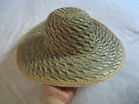 Summer ladies straw hat