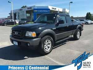2009 Ford Ranger Super Cab, Air 4WD, FX4 Off-Road