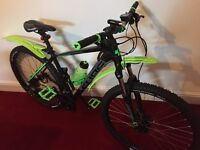 ** Brand New** Cube Mountin Bike with Full Recipt & Security Code