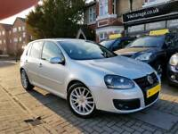 2008 Volkswagen Golf 2.0 TDI GT 5dr, 9 MAIN DEALER SERVICE STAMPS, 2 OWNERS,LEATHER HEATED SEATS