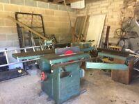 Scm mini 30 universal woodworker
