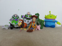 Selection of Toy Story Toys for sale