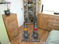 2 x Dyson dc25 ball vacumn cleaners £60.00 each